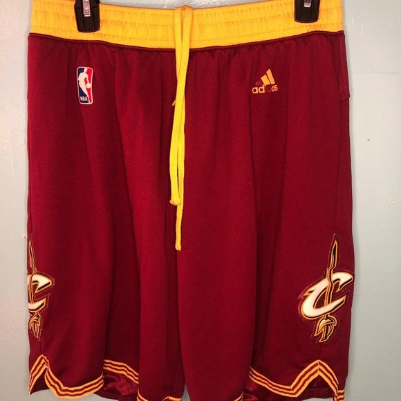 Cleveland shorts Adidas